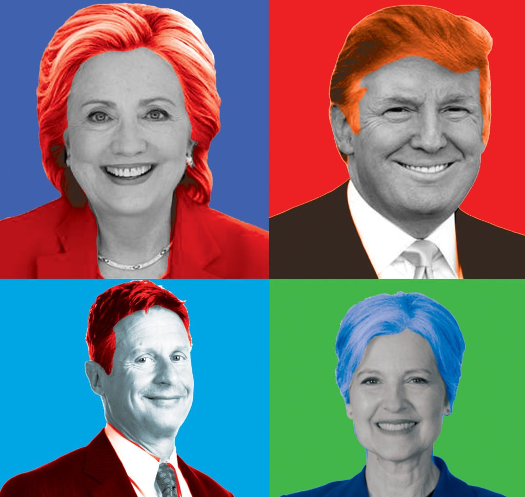The presidential candidates… on weed. Find out how each one is approaching legalization.