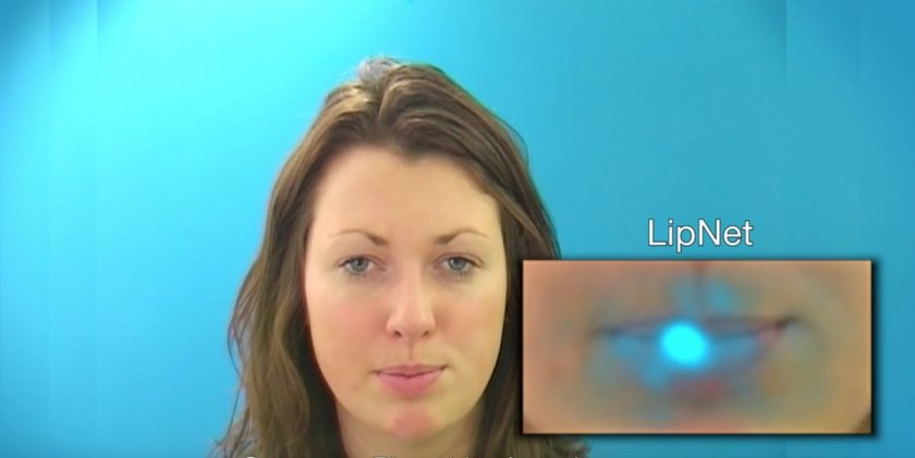Oxford University's lip-reading artificial intelligence (funded by Google DeepMind) is more…