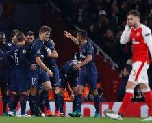 Video: Arsenal vs PSG