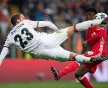 Video: Besiktas vs Benfica