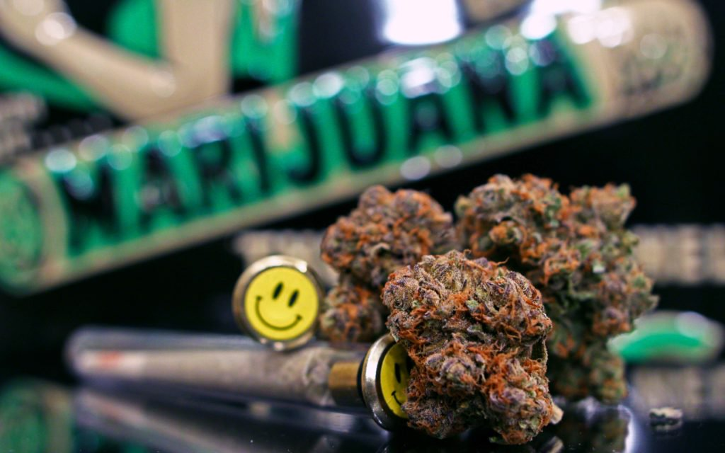 We Know How Old You Are Based on Your Taste in Weed!