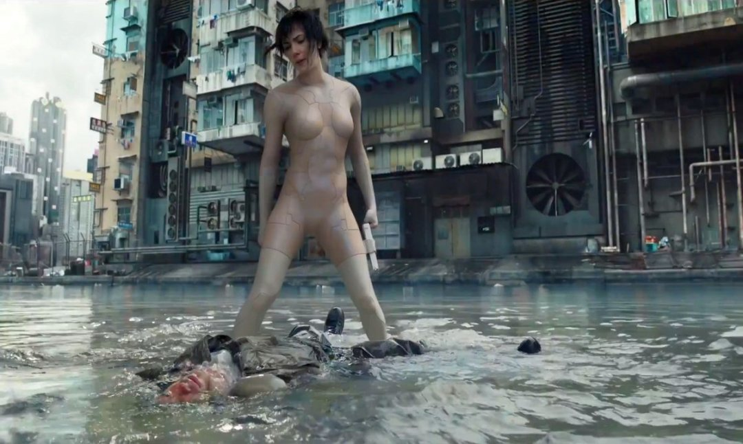 Ghost in the Shell Trailer And Poster Revealed 3
