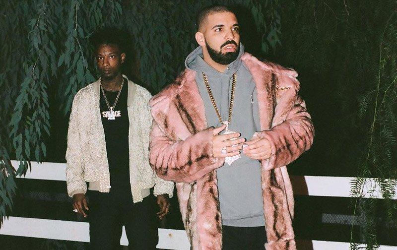 Drake – Sneakin' ft. 21 Savage Music Video