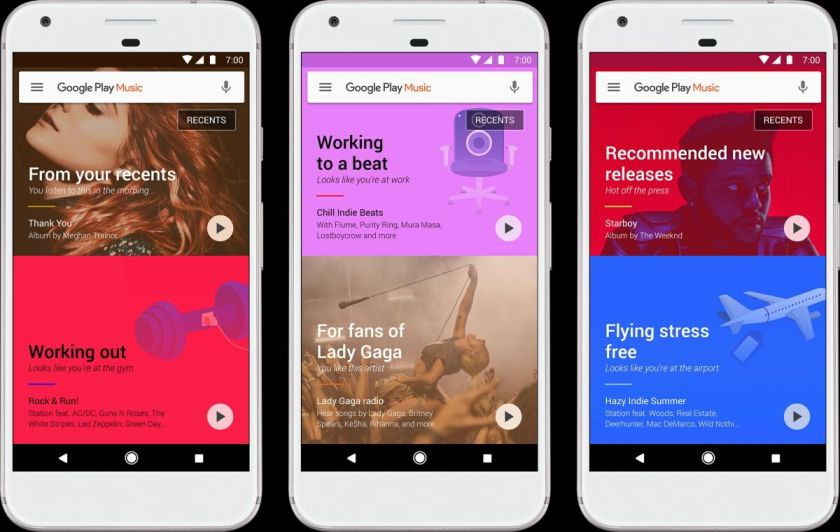 Machine learning is coming to Google Play Music -