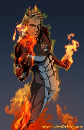Image result for johnny storm