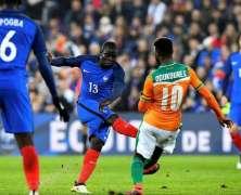 Video: Pháp vs Bờ Biển Ngà