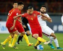 Video: Trung Quốc vs Qatar