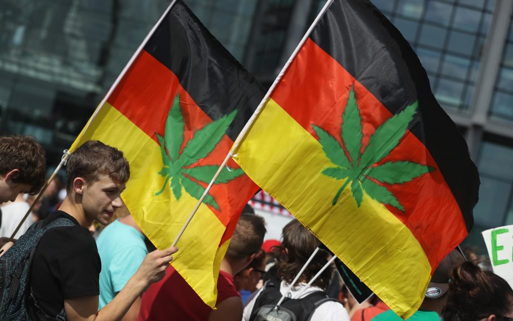 Das Blunt! Berlin Wants to Experiment with Legal Marijuana.