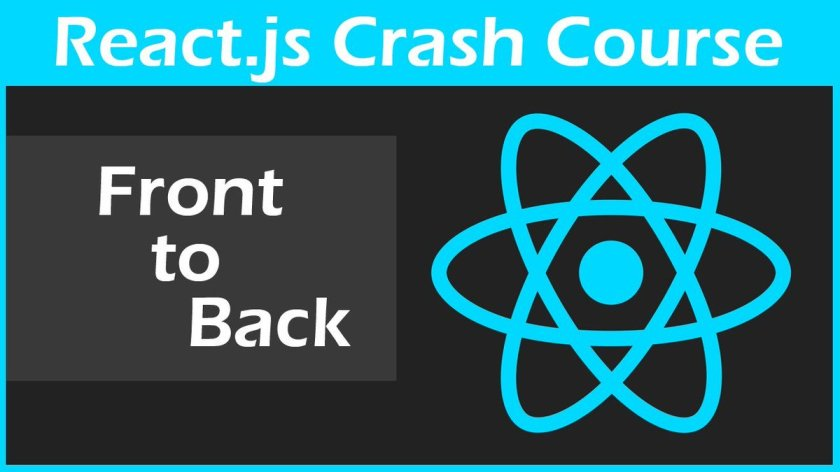 React JS Crash Course ☞