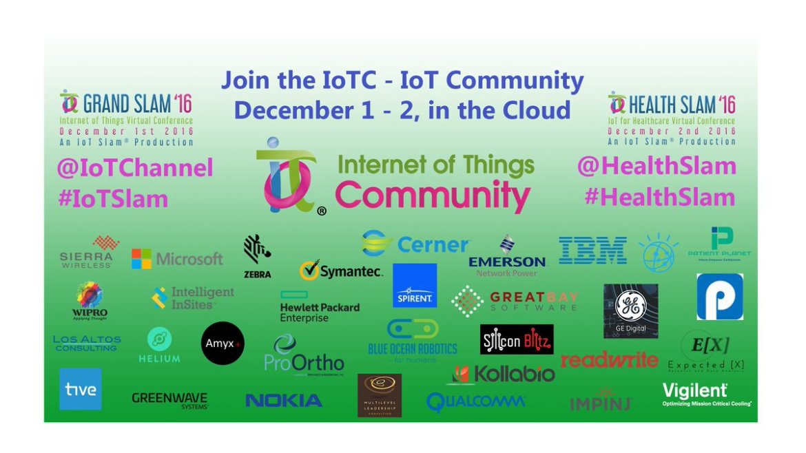 RT @IoTchannel: The #IoTC - #IoT #Community is now 18,222 Individual #CxO Members Strong!