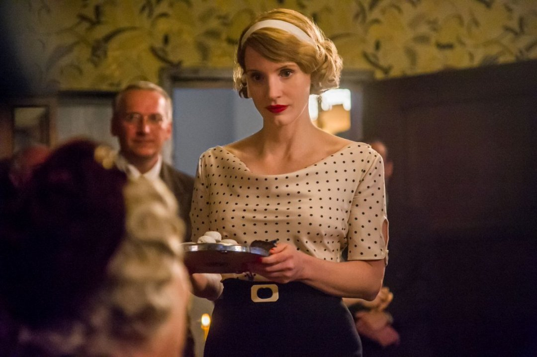 The Zookeeper's Wife Trailer Featuring Jessica Chastain