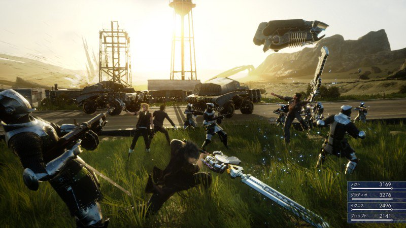 Final Fantasy XV Crown Update Patch Notes Revealed