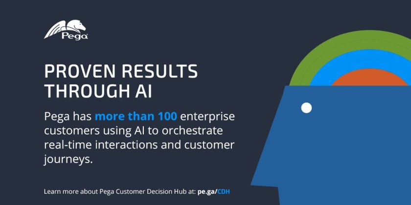 Why wait? Pega's customers are using #AI, #MachineLearning and #CRM – today.