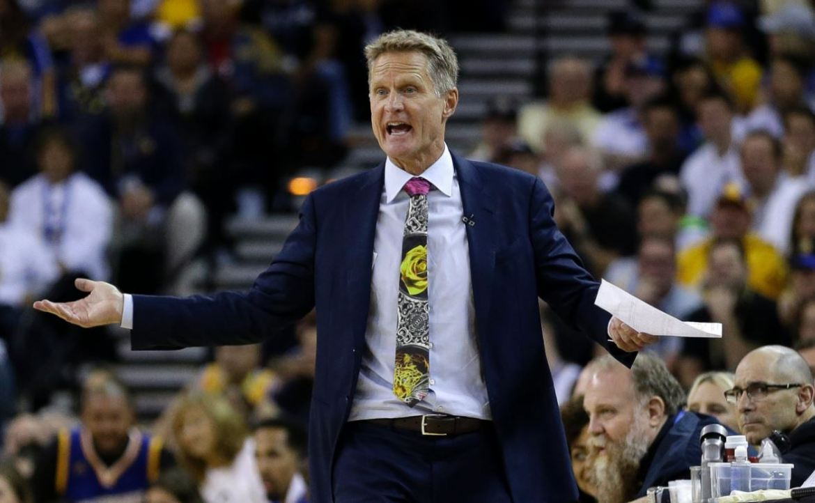Players: Golden State Warriors coach Steve Kerr's marijuana admission could spark dialogue