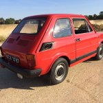Jonny Smith On Twitter For Sale 90 Fiat 126p Aircooled 50 000km Never Welded Long Mot Tax Needs Nowt 3k Can T Keep Em All Ideal Christmas Gift Https T Co Mkmlciqv8c