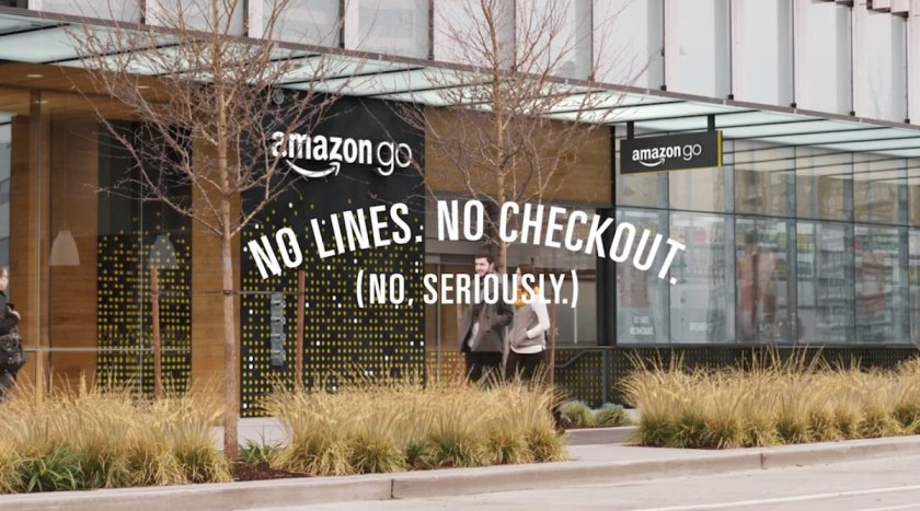 Amazon's new grocery store uses artificial intelligence and sensors to eliminate checkout