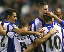 Video: Deportivo La Coruna vs Real Sociedad