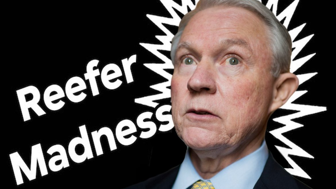 #GH Will Trump's Attorney General Bring Back Reefer Madness?  via @CannabisCulture #legalized