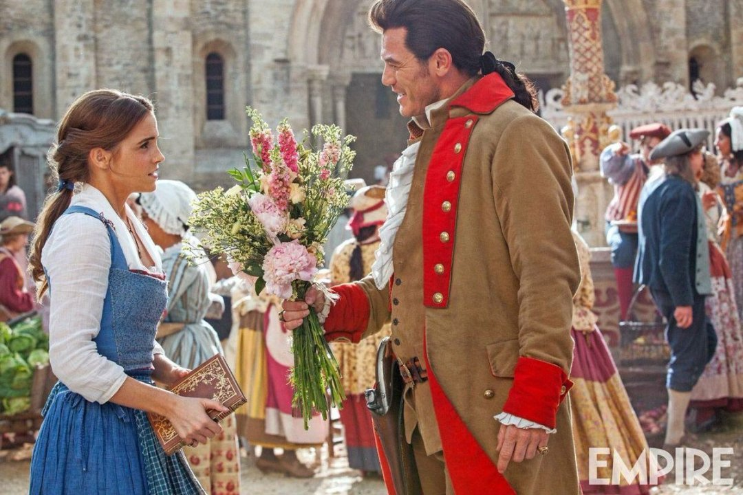 First Beauty and the Beast International Trailer Revealed
