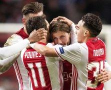 Video: Ajax vs Panathinaikos