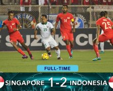 Video: Singapore vs Indonesia