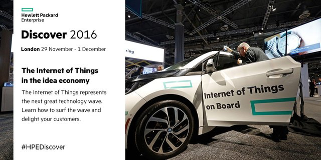 Upcoming #OEM session: Accelerate with HPE #OEM Industrial #IoT Solutions #HPEDiscover