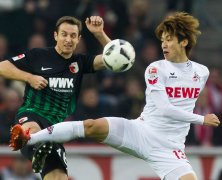 Video: Cologne vs Augsburg