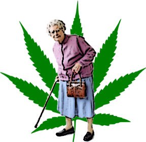 Older people say Yes to #Cannabis 🌿👌🏻👵🏻💨💨