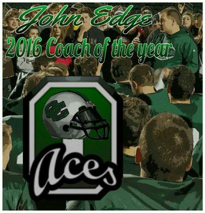 Image result for Owensboro Catholic coach John edge