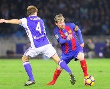Video: Real Sociedad vs Barcelona