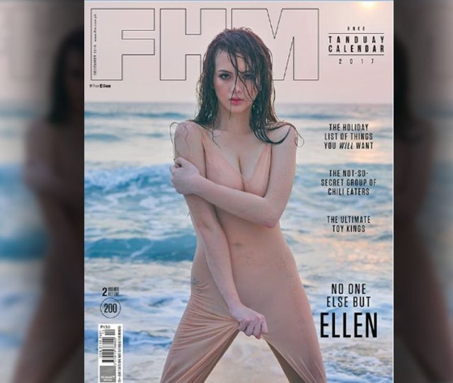 Heres Why Ellen Adarna Frolicked Naked At The Beach Https T Co