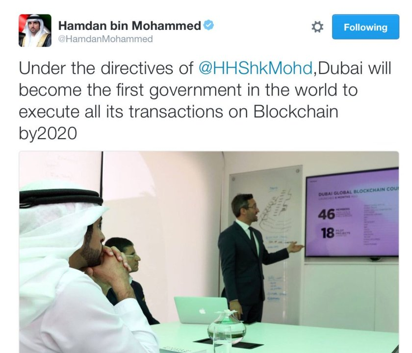 UAE Announces A Virtual Hackathon To Drive Blockchain Innovation In The Public Sector
