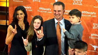 Tom Herman's Wife Michelle Responds To Allegations She Tipped Investigation