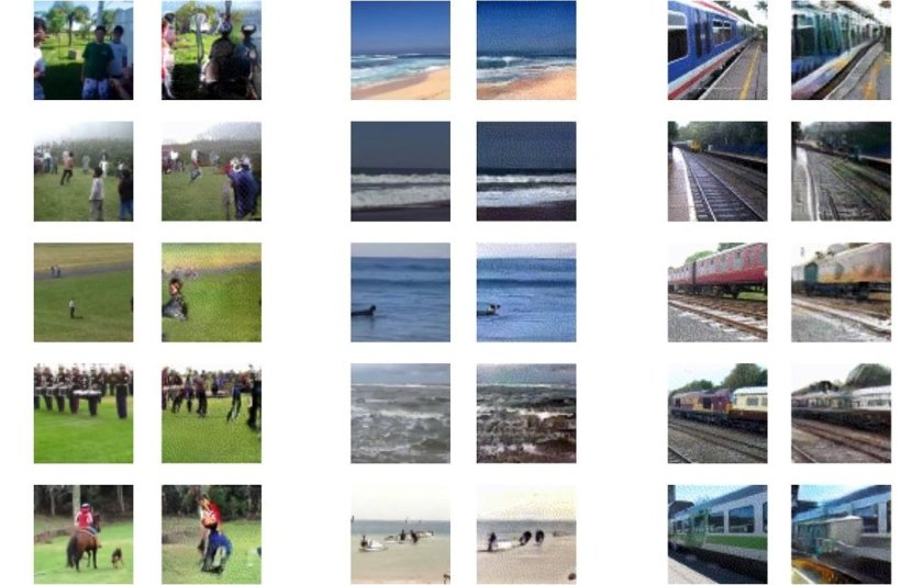 MIT's deep-learning software produces videos of the future