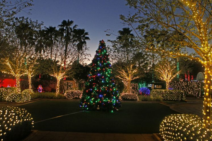 10 places to see Christmas lights in Tampa Bay
