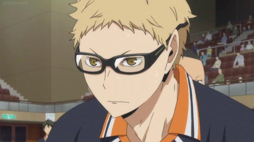 tsukishima - most hated haikyuu character