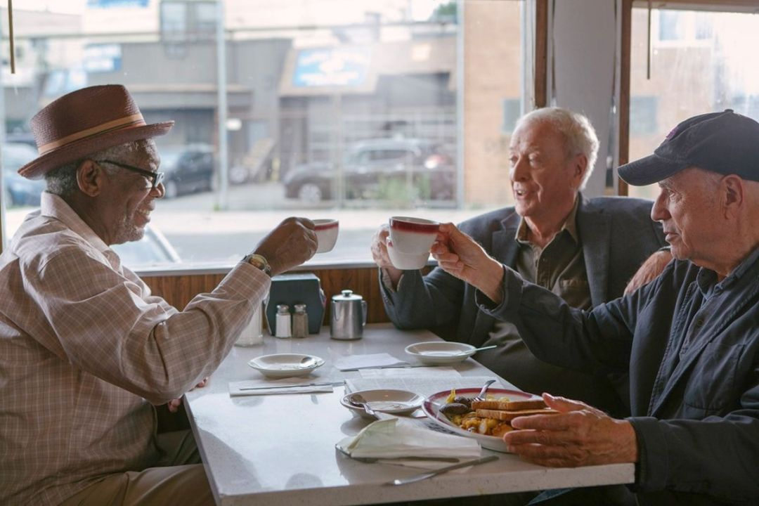 Going in Style Trailer Featuring Morgan Freeman, Michael Caine, Alan Arkin