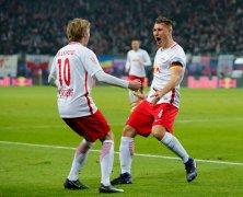 Video: RB Leipzig vs Hertha BSC