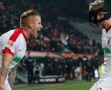 Video: Augsburg vs Borussia M gladbach