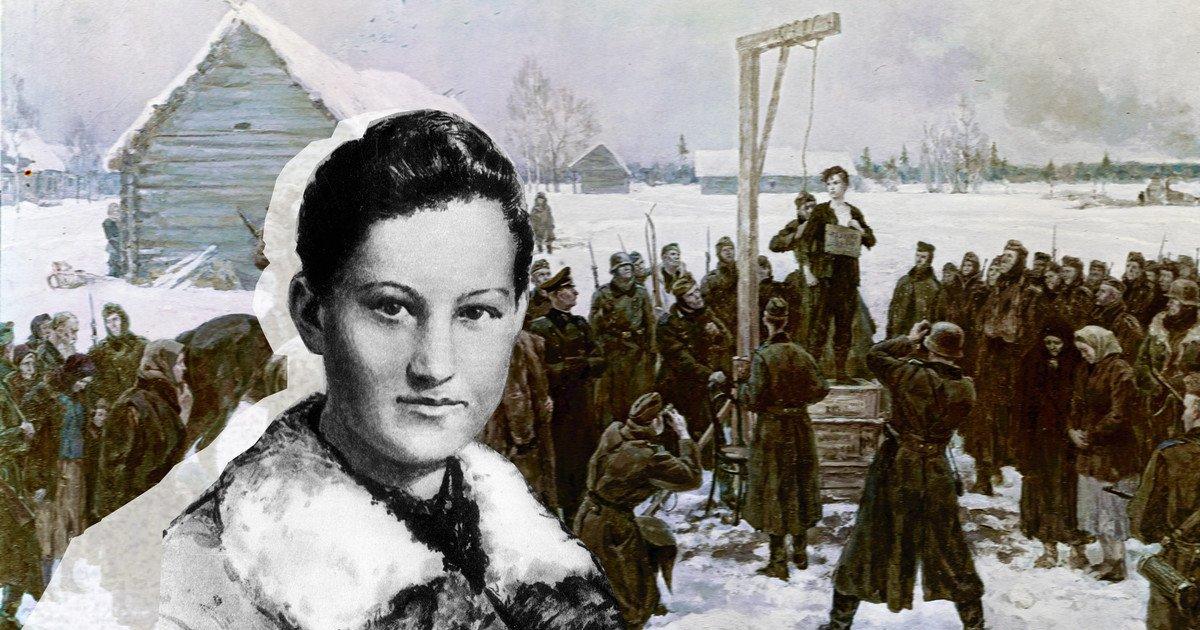 Зоя Космодемьянская: интересные факты из ее жизни, о которых вы не знали