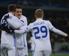 Video: Dynamo Kyiv vs Besiktas