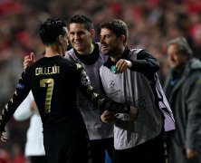 Video: Benfica vs Napoli