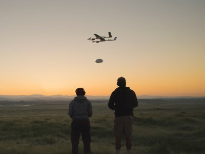 Google's latest moonshot: a service where #drones deliver your food for $6  #IoT