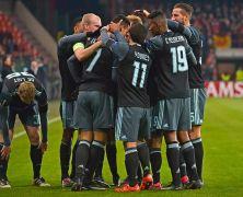 Video: Standard Liege vs Ajax
