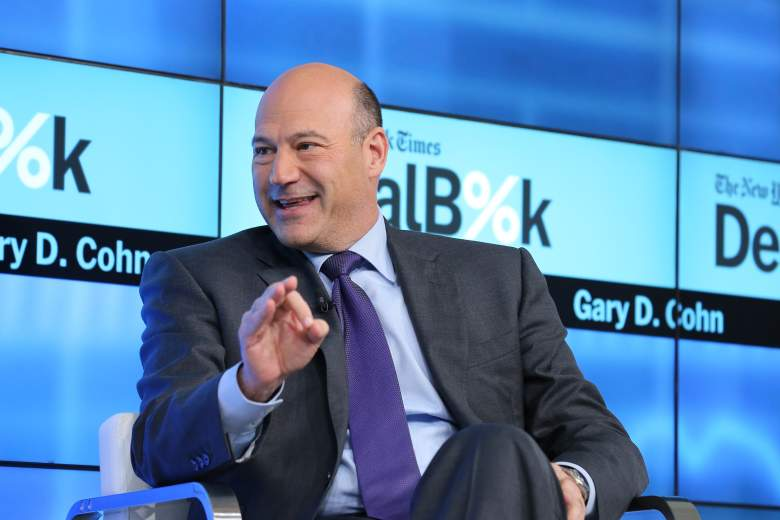 Image result for photo of gary cohn NEC