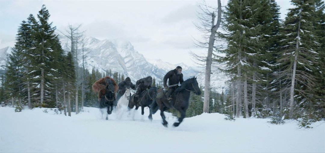 War for the Planet of the Apes Trailer Is Here!
