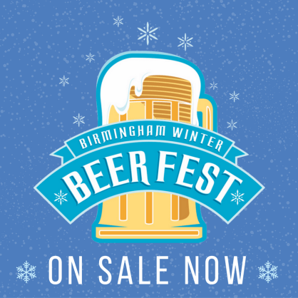Birmingham Winter Beer Fest 6 Events to Look forward to in the new year
