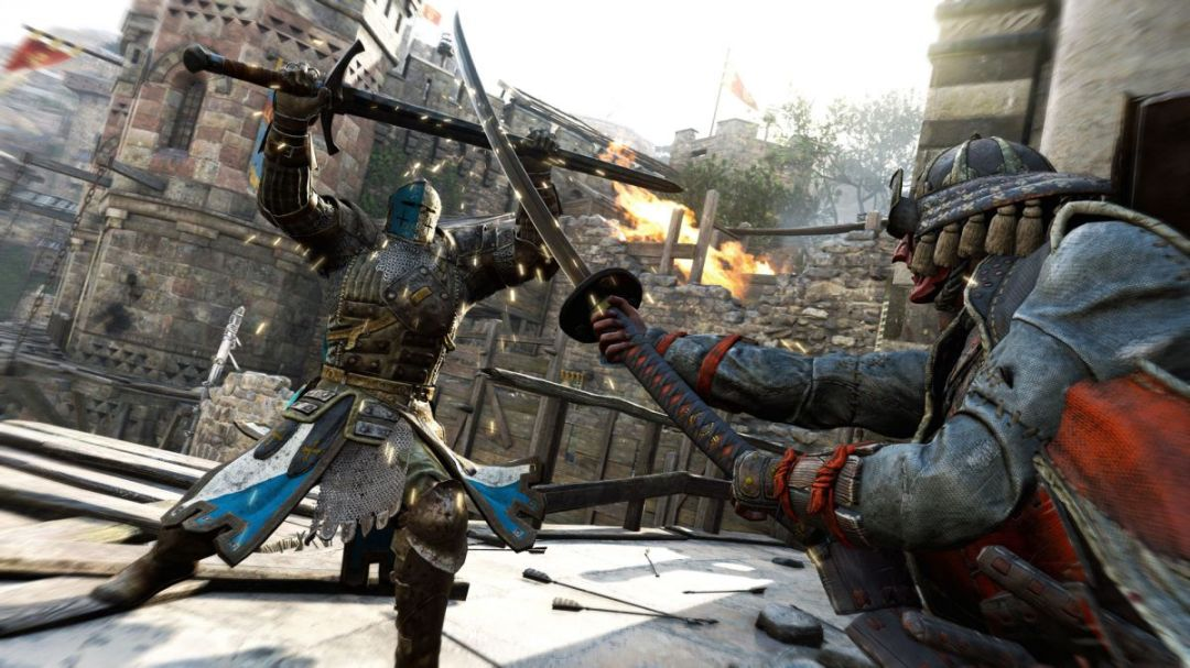 For Honor Closed Beta And War of the Factions Revealed