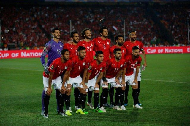 منتخب مصر يتأهل لدور الستة عشر ببطولة كأس الأمم الأفريقية 25