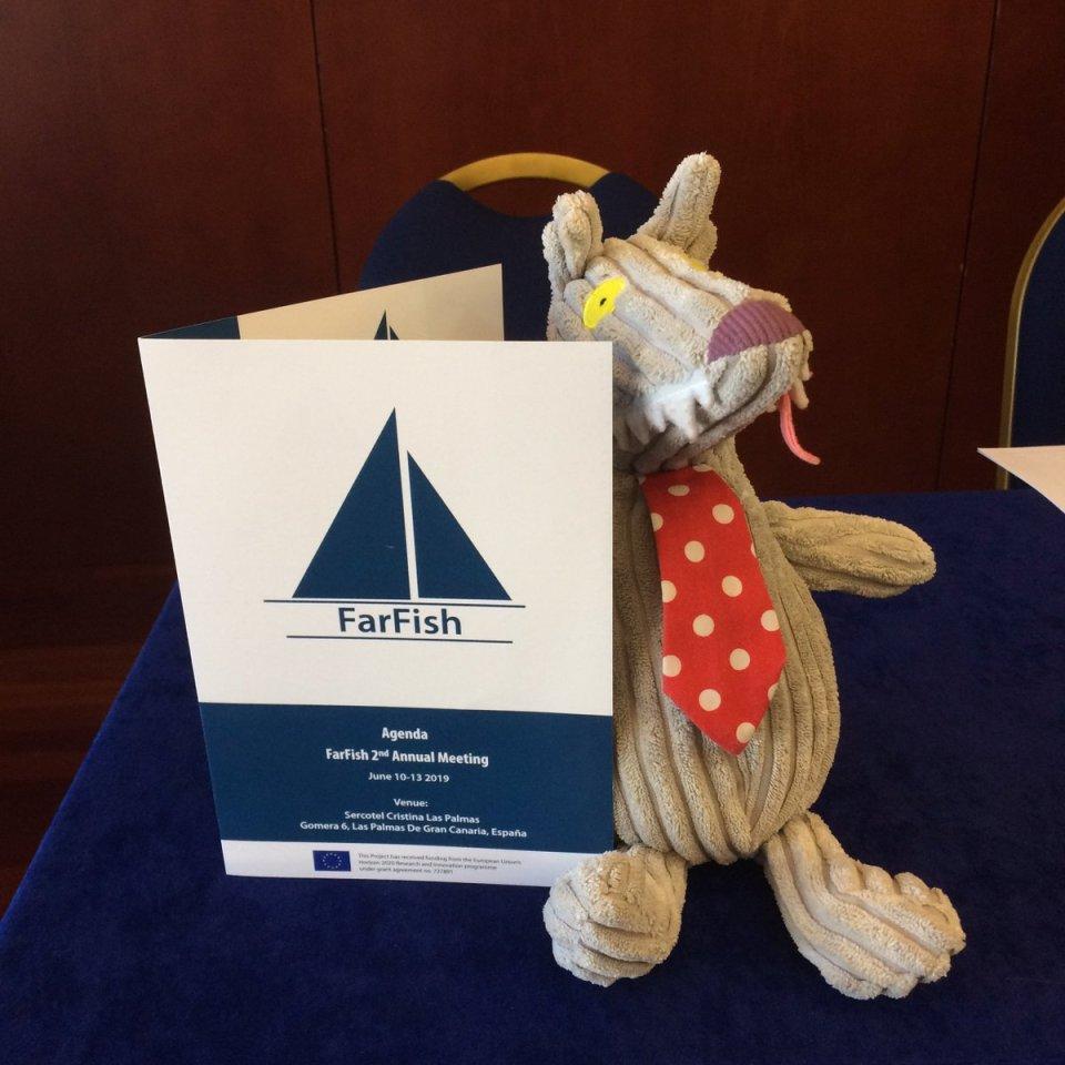 test Twitter Media - #Zeboss @FishEconomist was recently in Las Palmas for the second #FarFish annual meeting. Very interesting presentations, good food, good company... @MatisIceland @UiTromso @nofima @FundacionCETMAR @LDAC_eu @unuftp  @CienciasDoMar https://t.co/AKK47kvFUy